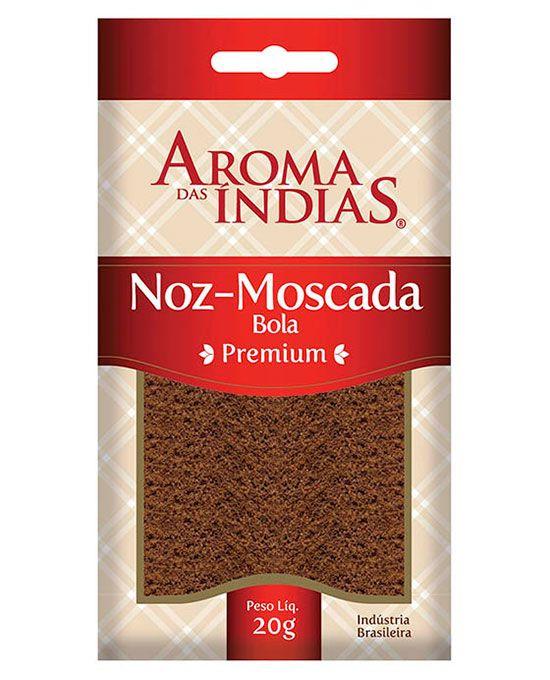 Noz-Moscada Bola - Aroma das Índias