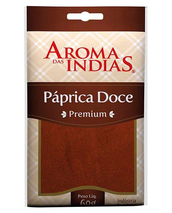 Páprica Doce Aroma das Índias