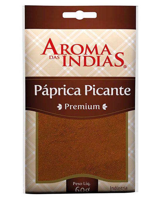 Páprica Picante Aroma das Índias