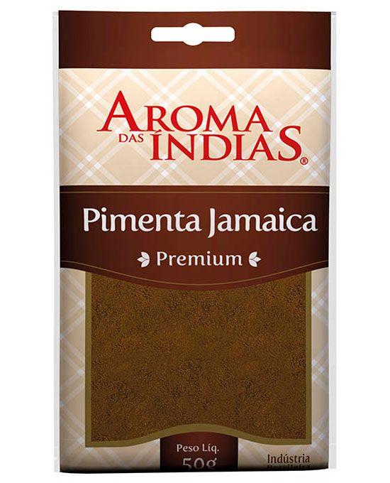 Pimenta Jamaica em Pó Aroma das Índias