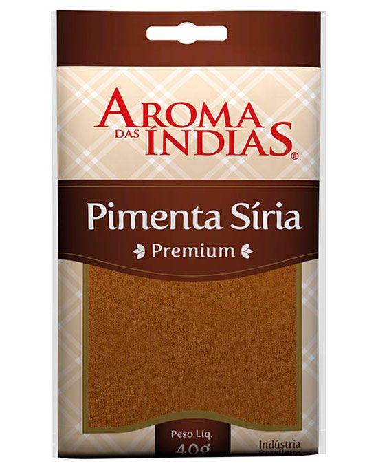 Pimenta Síria Aroma das Índias