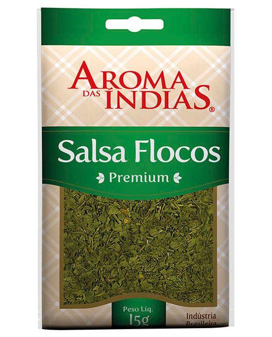 Salsa em Flocos Aroma das Índias
