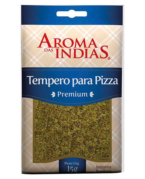 Tempero para Pizza Aroma das Índias