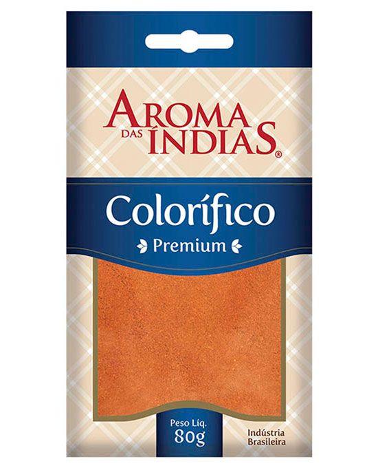 Colorífico Aroma das Índias