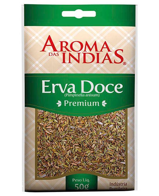Erva-Doce Aroma das Índias