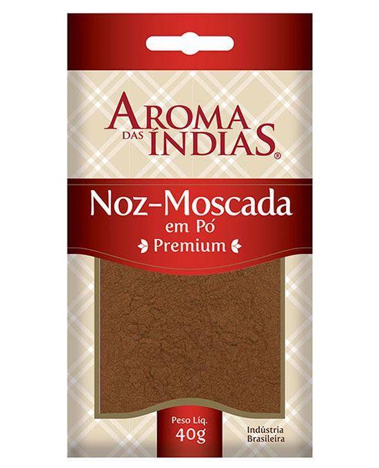 Noz-Moscada em Pó Aroma das Índias