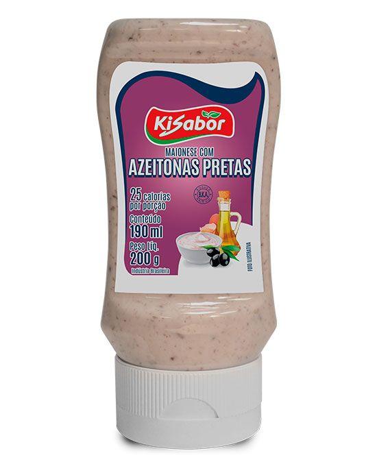 Maionese Azeitonas Pretas