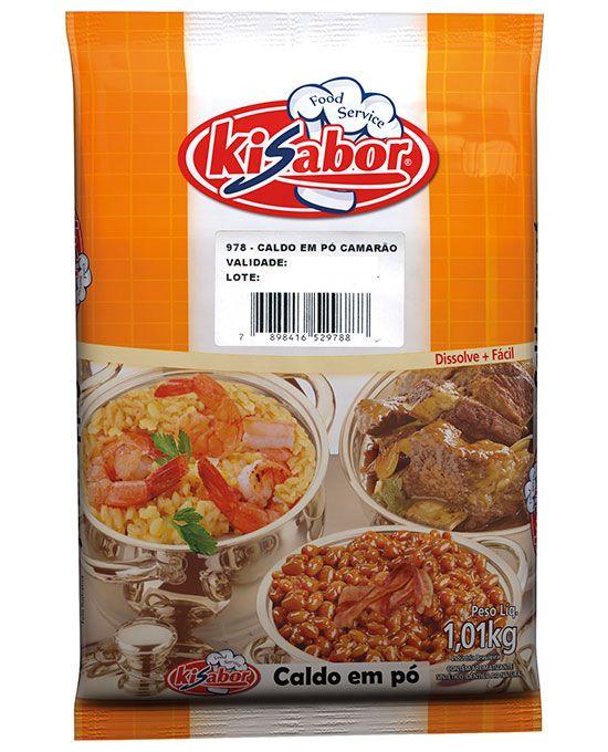 Caldo de Camarão em Pó Food Service