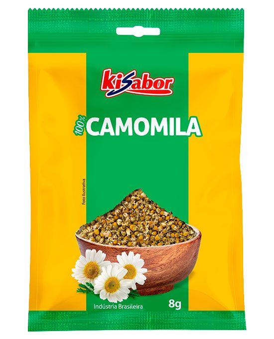 Camomila Kisabor