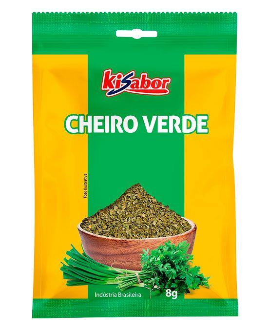 Cheiro Verde Kisabor