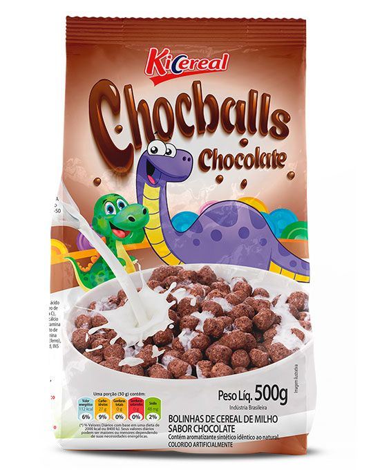 ChocBalls