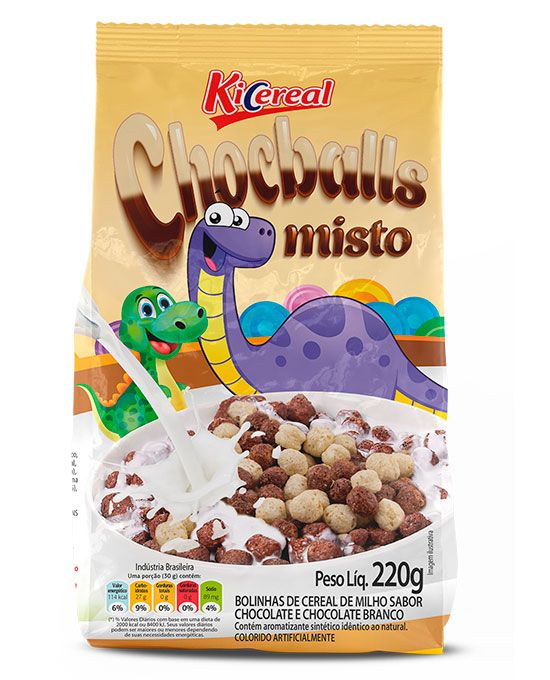 ChocBalls Misto