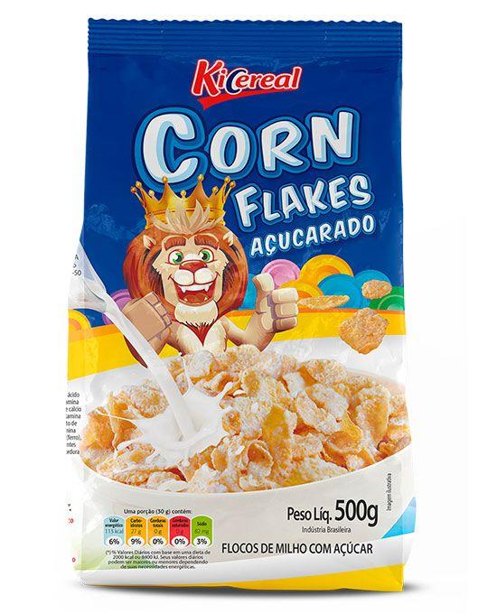 Corn Flakes Açucarado