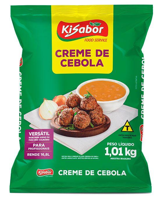 Creme de Cebola Food Service