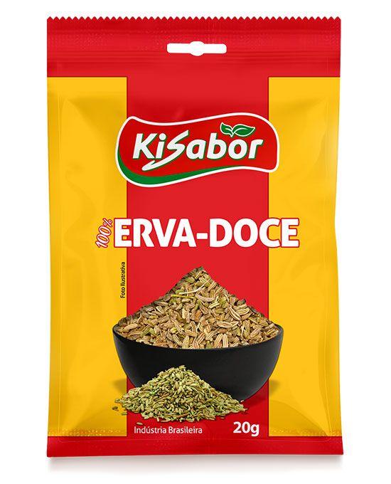 Erva-Doce Kisabor