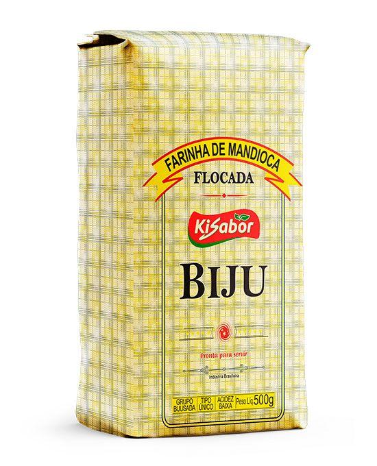 Farinha de Mandioca Biju