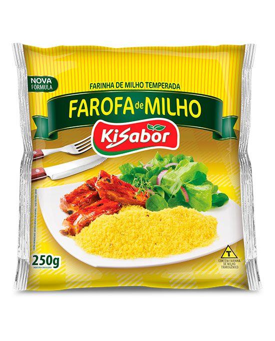 Farofa de Milho
