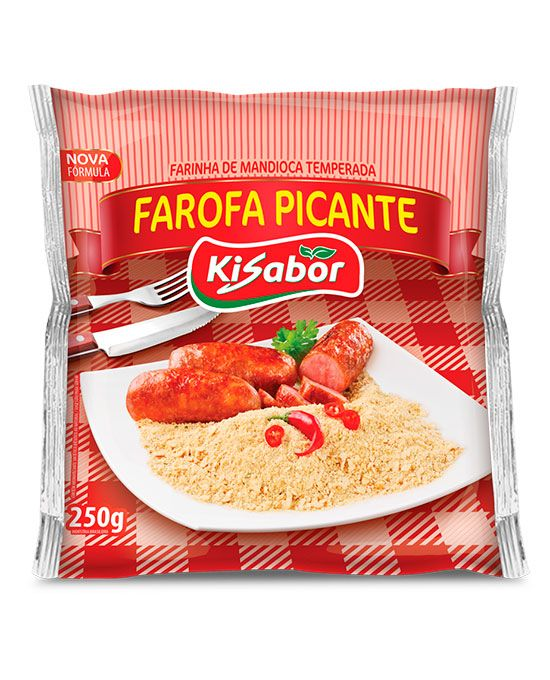 Farofa Picante