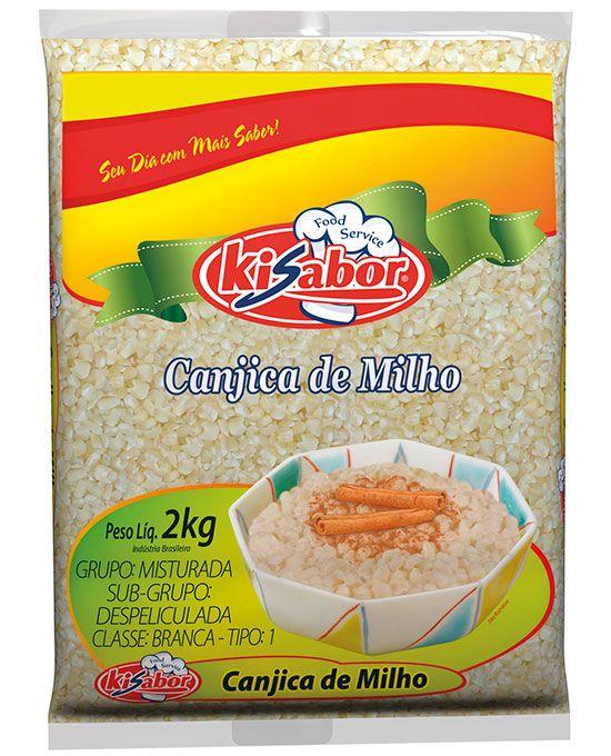 Canjica de Milho