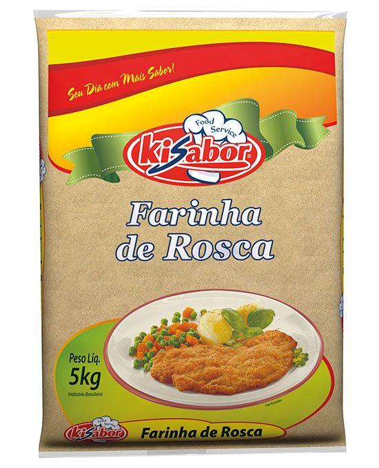 Farinha de Rosca Food Service