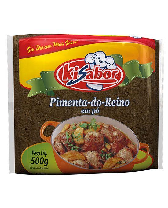 Pimenta-Do-Reino em Pó Food Service