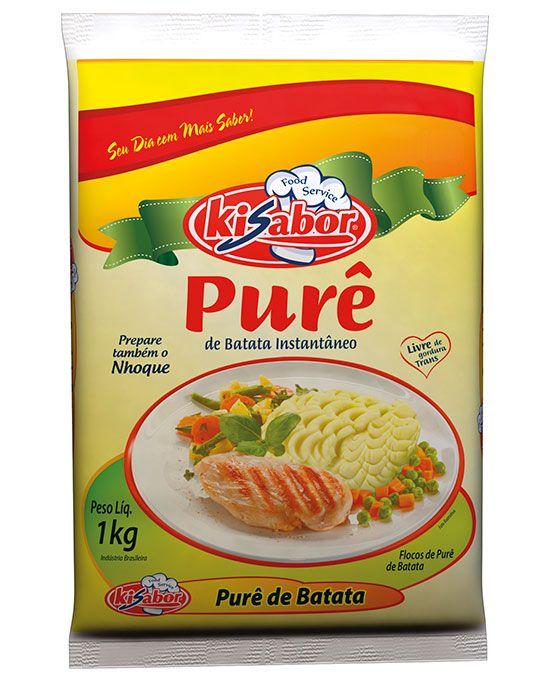 Purê de Batata Food Service
