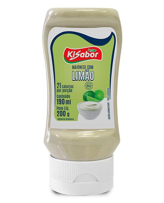 Maionese com Limão