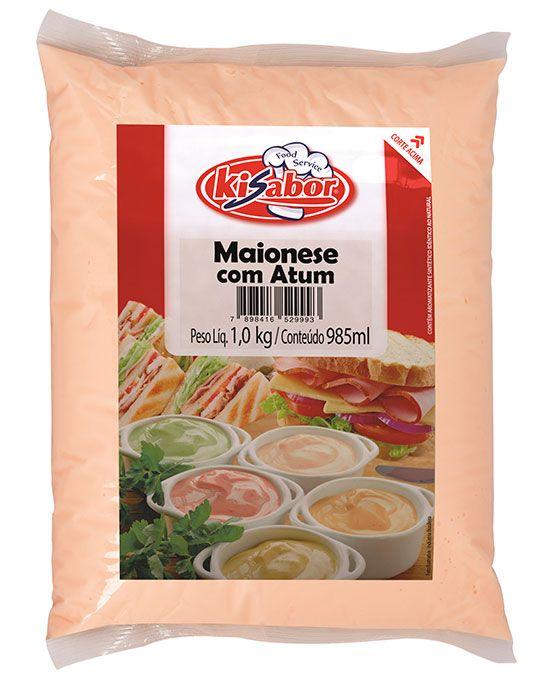 Maionese Atum Food Service