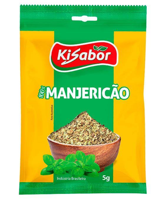 Manjericão Kisabor