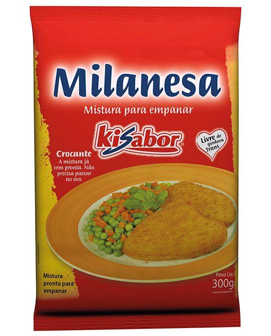 Milanesa - Mistura Para Empanar