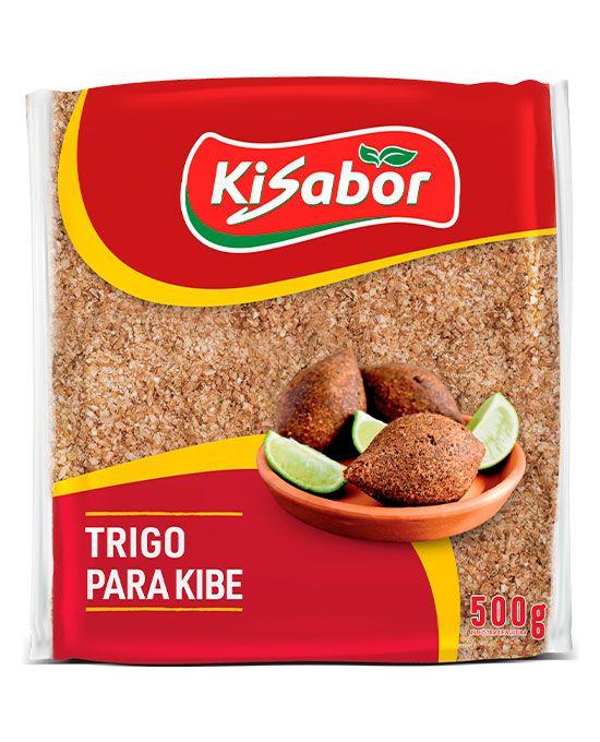 Trigo para Kibe