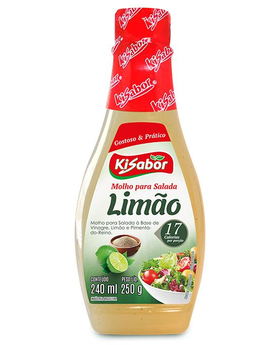 Molho para Salada Limão