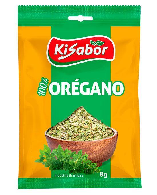 Orégano Kisabor