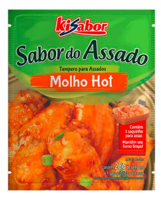 Sabor do Assado Molho Hot