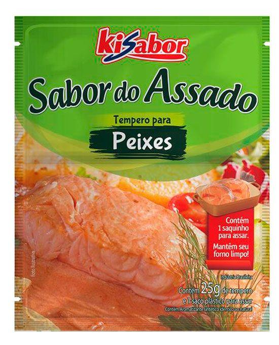 Sabor do Assado para Peixes