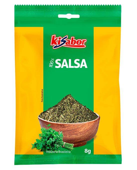 Salsa Desidratada Kisabor