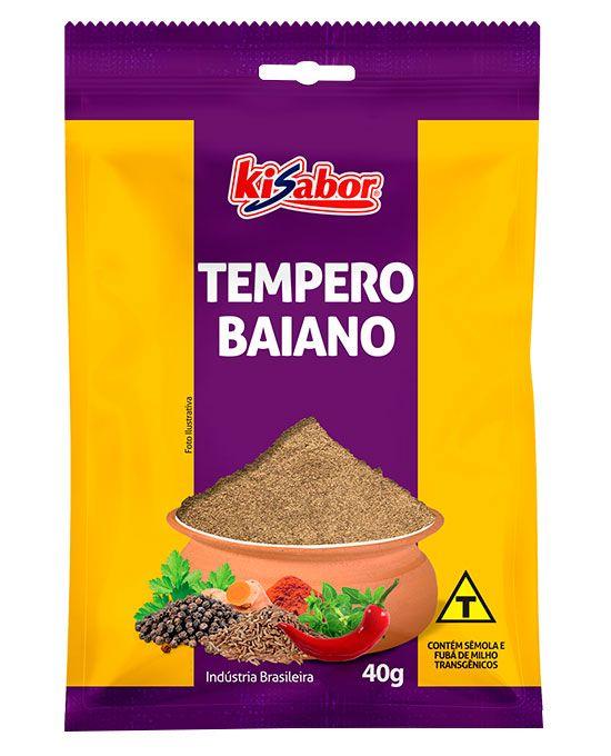 Tempero Baiano Kisabor