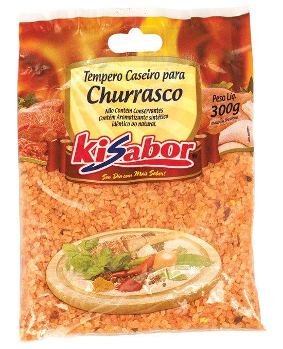 Tempero Caseiro para Churrasco