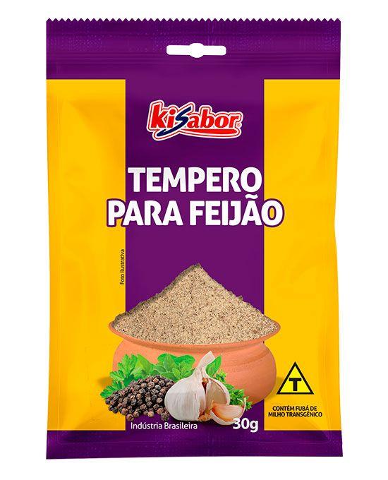 Tempero para Feijão Kisabor