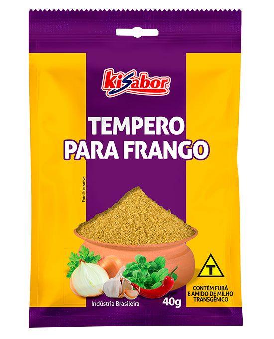 Tempero para Frango Kisabor
