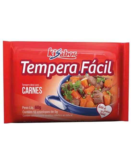 Tempera Fácil Carne